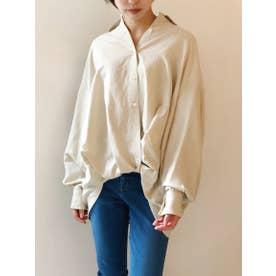ゆるシャツ (BEIGE)