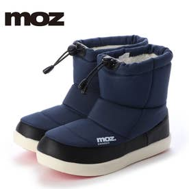 <MOZ>ショートブーツ (ネイビー)