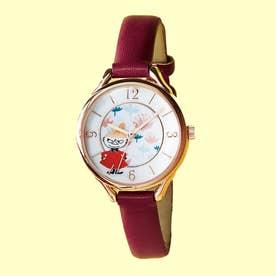 <リトルミィ>腕時計 (レッド)