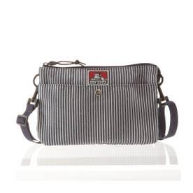 #BDW-9166 マルチトラベルショルダーバッグ MULTI TRAVEL SHOULDER BAG (HICKORY.ヒッコリー