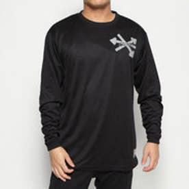 バスケットボール 長袖Tシャツ ロングプラクティスシャツ BK5829