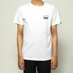 メンズ サーフ 半袖Tシャツ DECAL CUT TEE AJ011-205