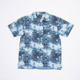 BILLABONG/半袖シャツ BB011-120 (ネイビー)