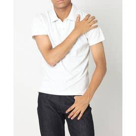 ポロシャツ (WHT)