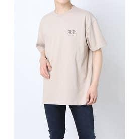 BILLABONG/半袖Tシャツ BB011-251 (ベージュ)
