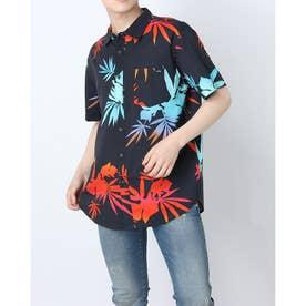 BILLABONG/半袖シャツ BB011-124 (ブラック)