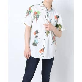 BILLABONG/半袖シャツ BB011-124 (ホワイト)