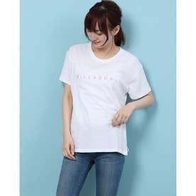 レディース サーフ 半袖Tシャツ LOGO REVERSE PRINT BA013-316 【返品不可商品】
