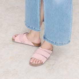 レディース サンダル キョウト Kyoto ナロー幅 (soft pink)