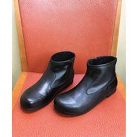 サイドジップショートブーツ (BLACK)