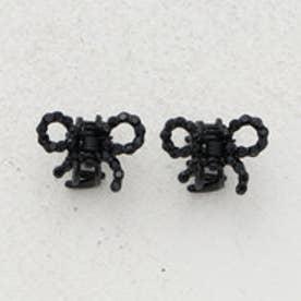 ミニクリップ 2P (ブラック)