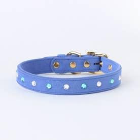 リンバーカラー 43 中型犬ウルトラスエード首輪 【返品不可商品】 (ブルー)