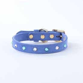 リンバーカラー 34 小・中型犬ウルトラスエード首輪 【返品不可商品】 (ブルー)