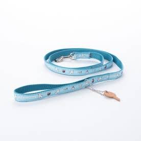 mimi pinson ティータイムリード S 小型犬用 【返品不可商品】 (ブルー)