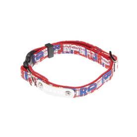モノグラムカラー SS 小型犬用ワンタッチバックル首輪 【返品不可商品】(トリコ)