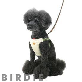 スターソフトハーネス M 小型犬胸当て付胴輪 【返品不可商品】(ベージュ)