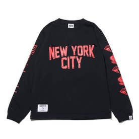 NEW YORK CITY L/S (BLACK)