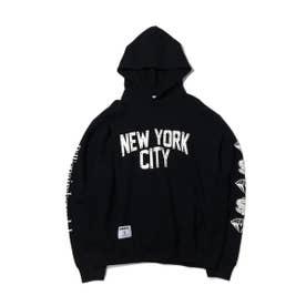 NEW YORK CITY HOOD (BLACK)