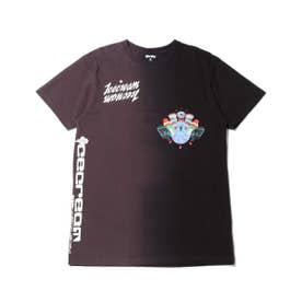 ROWLEY L/S T-SHIRT (BLACK)