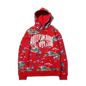 BB ISLAND PULLOVER (RED)