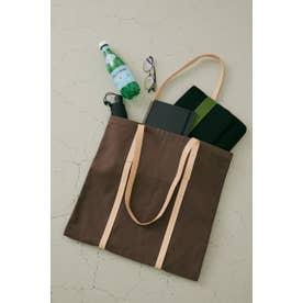 long shoulder tote bag BRN