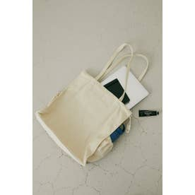 drawstring bag O/WHT1