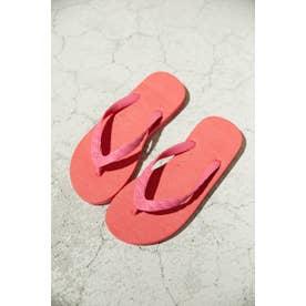 a×blkby beach sandal PNK