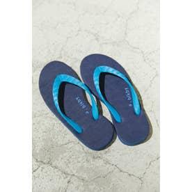 a×blkby beach sandal NVY