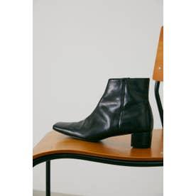square boots BLK