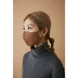 yoryu plain mask L/BRN1【返品不可商品】