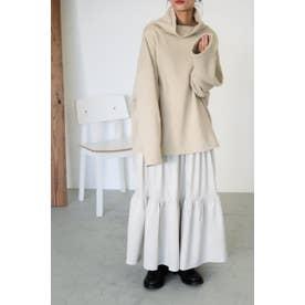 gather skirt IVOY3