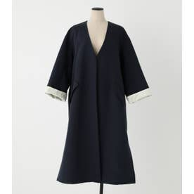 gown coat NVY
