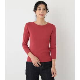 washable longsleeve tops RED