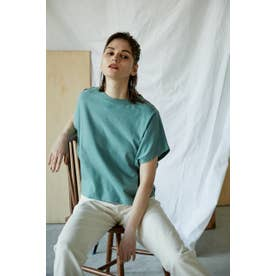 wide french sleeve tops GRN