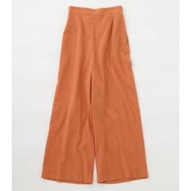 easy straight pants ORG