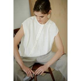 french sleeve tuck shirt O/WHT1