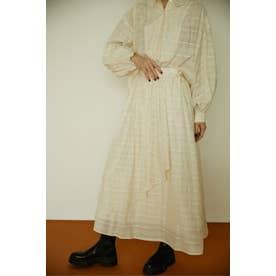wrap skirt WHT