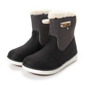 78409 78410 SHORT BOOTS WATERPROOF ブーツ (ブラックマルチ)