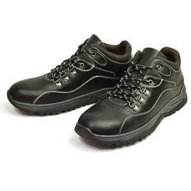 メンズブーツ トレッキングシューズ 登山靴 (ブラック)