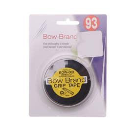 テニス グリップテープ プログリップ3本入り ブラック BOW003BK