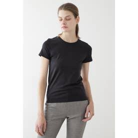 ◆コンパクトTシャツ ブラック
