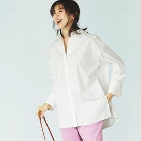 ◆オーバーサイズシャツ ホワイト