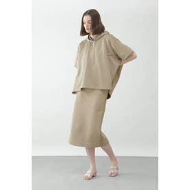 ◆裏毛セットアップスカート ベージュ