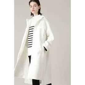 ◆ダンボールフードコート ホワイト