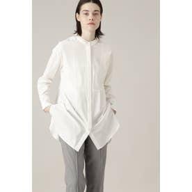 チュニックシャツ ホワイト