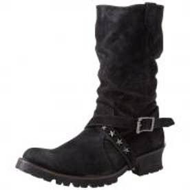 SFW ブーツ / BOOTS(ブラックスエード)