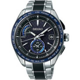 SEIKO スポーティライン腕時計 国産 ソーラー電波 メンズ【返品不可商品】
