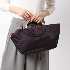 フランス製2wayバッグ 「ポジターノ」 (ダークワインレッド*ゴールド)