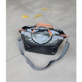 フランス製メタリックカラー2WAYバッグ「ダーティーダンシング」 (ミネラルグレー)