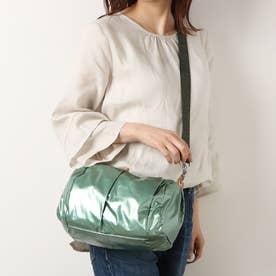 フランス製ショルダーバッグ「マンマミーア」 (グリーンアーモンド)